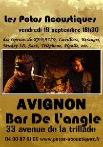 bar de l'angle 19 sept 2014