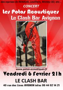 clash bar avignon 06 02 15