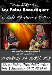 café artistes 24 04 2015