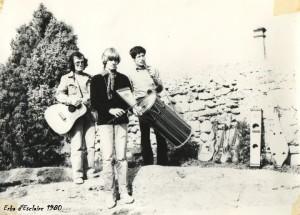 Erba d'Esclaire 1980 Jacques Brunie Serge Dalleluche Michel Chatel