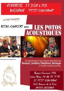 Avignon Petit Chaudron 23 juin 2017