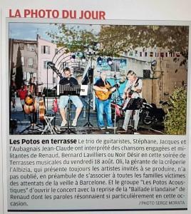 La Provence 22 08 2017