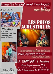 Hang'Art Donzère 07 10 2017