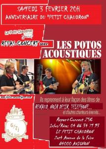 Avignon Petit Chaudron 3 02 2018