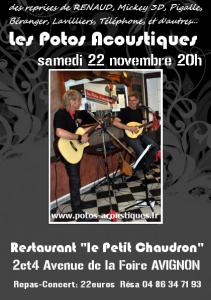 Chaudron Avignon 22 nov 2014