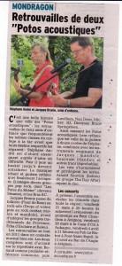 article vaucluse matin 15 03 2014