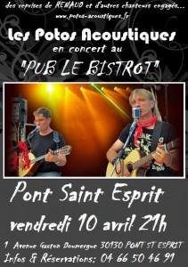 Pub Le Bistrot Pont 10 04 2015
