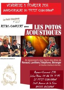 Avignon Petit Chaudron 5 02 2016