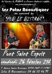 Pub Le Bistrot_Pont 26 02 2016